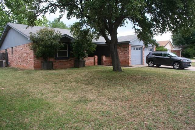 4934 Oaklawn Court, Abilene, TX 79606 (MLS #14353764) :: The Kimberly Davis Group