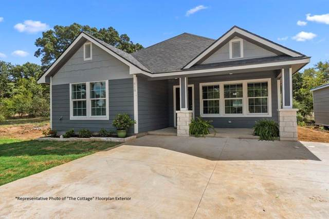 318 E Hull Street, Denison, TX 75021 (MLS #14353767) :: Real Estate By Design