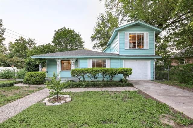 818 Minden Street, Fort Worth, TX 76110 (MLS #14353771) :: Frankie Arthur Real Estate