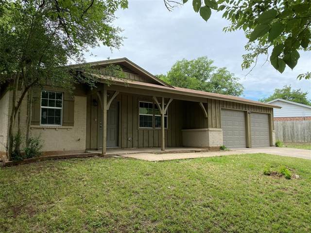 824 E Prairie View Road, Crowley, TX 76036 (MLS #14353781) :: Potts Realty Group