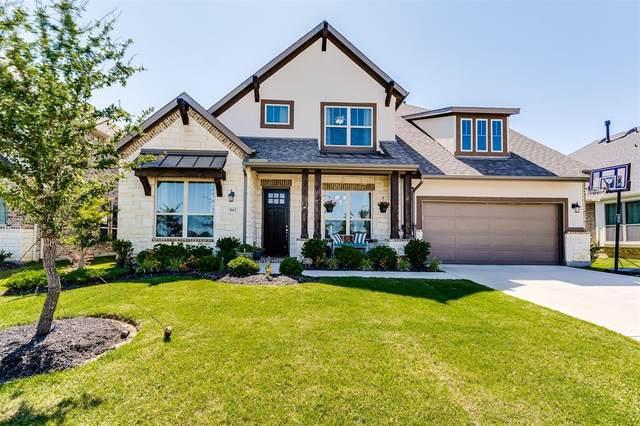 861 Lavender Drive, Prosper, TX 75078 (MLS #14353814) :: Real Estate By Design