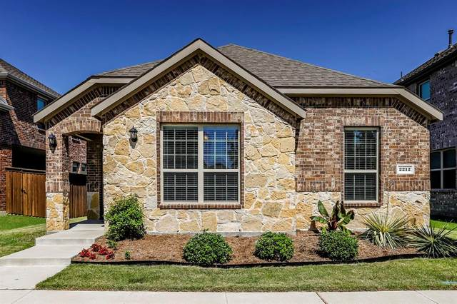 2212 Barx, Little Elm, TX 75068 (MLS #14353816) :: Frankie Arthur Real Estate