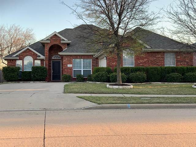 11873 Kingsville Drive, Frisco, TX 75035 (MLS #14353829) :: The Tierny Jordan Network