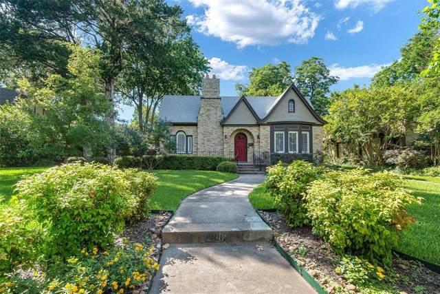 2505 Hillside Drive, Dallas, TX 75214 (MLS #14353834) :: Robbins Real Estate Group