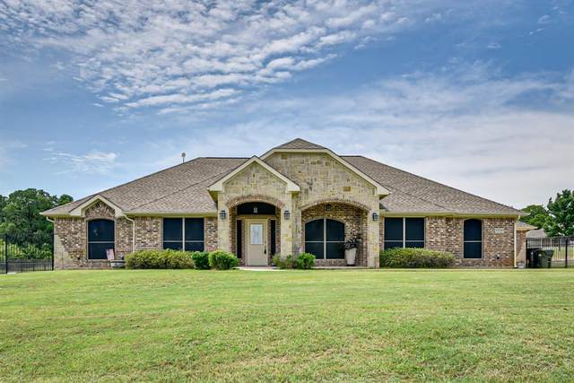 104 Imperial Mammoth Valley Lane, Weatherford, TX 76085 (MLS #14353842) :: Team Hodnett
