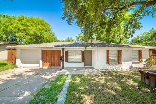 3221 Moon Drive, Mesquite, TX 75150 (MLS #14353860) :: All Cities USA Realty