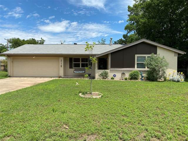218 Stone Drive, Lakeside, TX 76108 (MLS #14353872) :: Team Hodnett