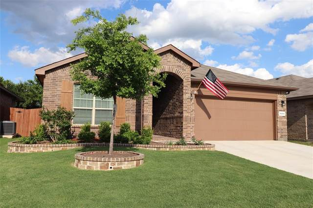 1044 Brownford Drive, Burleson, TX 76028 (MLS #14353873) :: All Cities USA Realty