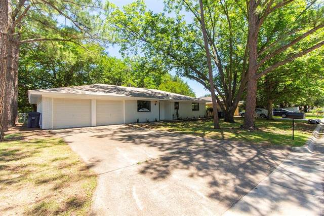 1314 Greenbriar Street, Denton, TX 76201 (MLS #14353875) :: The Mauelshagen Group