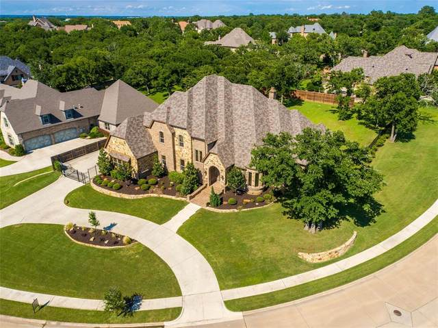 1601 Buckingham Drive, Keller, TX 76262 (MLS #14353887) :: The Mauelshagen Group
