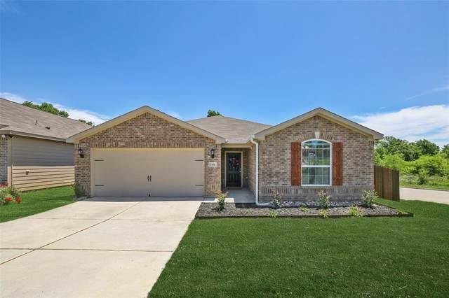 1301 James Street, Howe, TX 75459 (MLS #14353889) :: Justin Bassett Realty