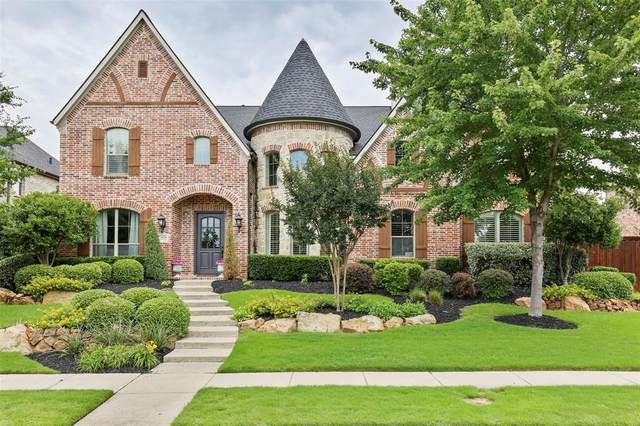 3620 Bloomfield Lane, Frisco, TX 75033 (MLS #14353903) :: The Tierny Jordan Network