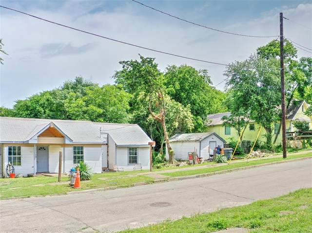 414 W Montana Avenue, Dallas, TX 75224 (MLS #14353914) :: All Cities USA Realty