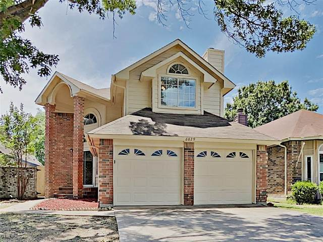 6829 Driffield Circle W, North Richland Hills, TX 76182 (MLS #14353916) :: Front Real Estate Co.