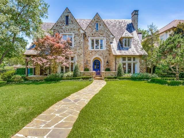 3517 Centenary Avenue, University Park, TX 75225 (MLS #14353922) :: Robbins Real Estate Group