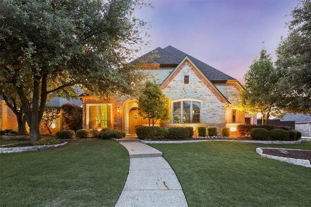 12157 Burgess Lane, Frisco, TX 75035 (MLS #14353924) :: The Tierny Jordan Network