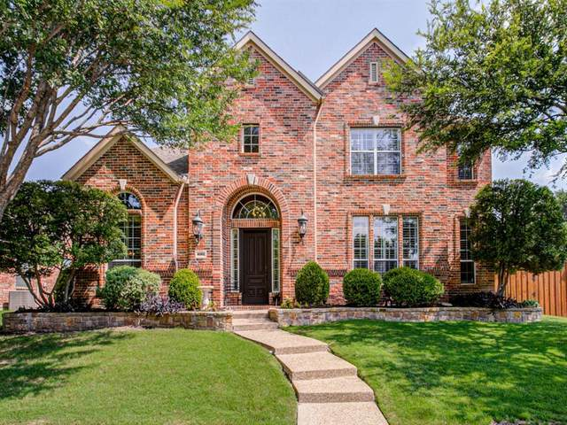 4101 Hearthlight Court, Plano, TX 75024 (MLS #14353927) :: All Cities USA Realty