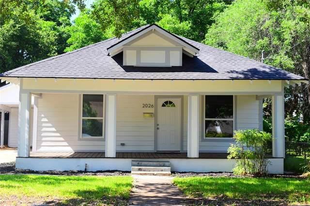 2026 Holland Street, Grand Prairie, TX 75051 (MLS #14353932) :: The Rhodes Team