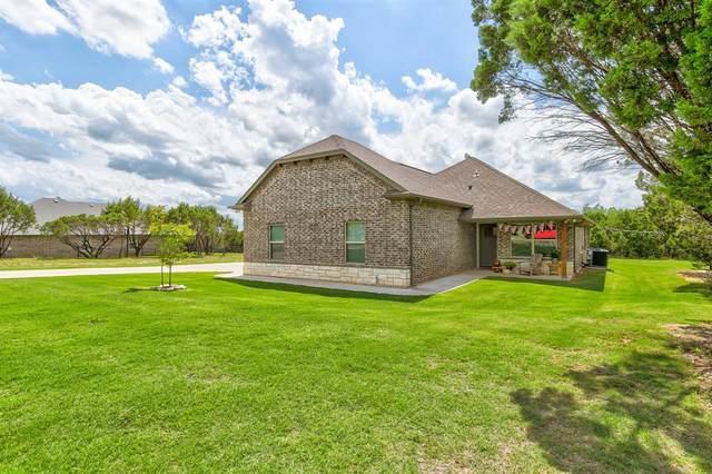 4912 Terlingua Drive, Granbury, TX 76048 (MLS #14353933) :: Team Hodnett
