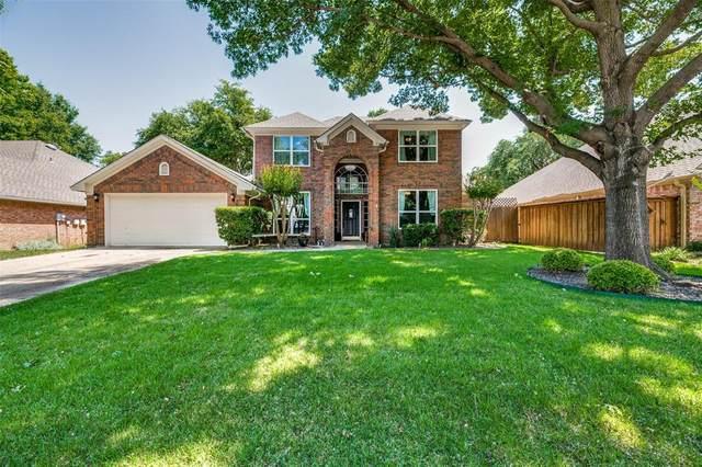 3509 Druid Way, Flower Mound, TX 75028 (MLS #14353945) :: Front Real Estate Co.