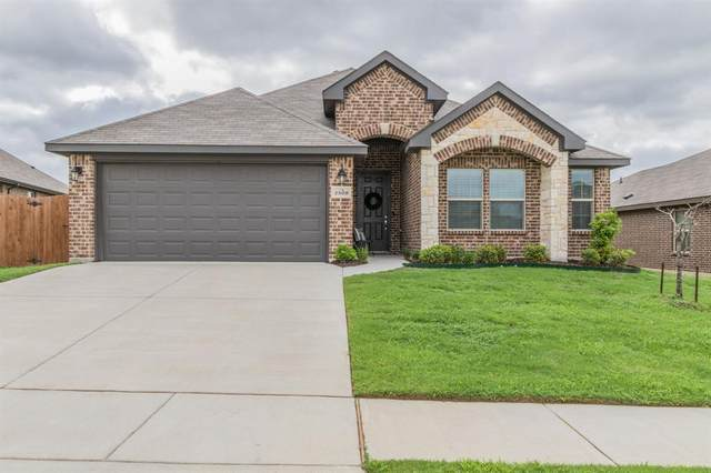 2509 Weatherford Heights Drive, Weatherford, TX 76087 (MLS #14353948) :: The Good Home Team