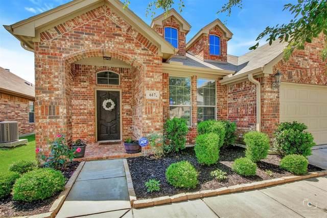 617 Mist Flower Drive, Little Elm, TX 75068 (MLS #14353953) :: Post Oak Realty