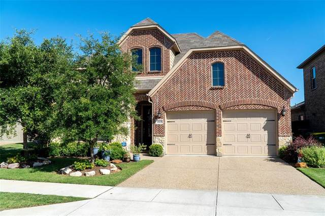 1025 Olivia Drive, Lewisville, TX 75067 (MLS #14353966) :: The Good Home Team