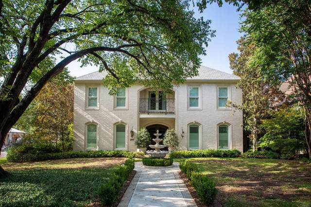 4901 Lafayette Avenue, Fort Worth, TX 76107 (MLS #14353970) :: The Heyl Group at Keller Williams
