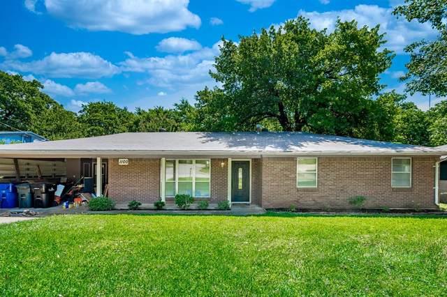 1100 S Maurice Avenue, Denison, TX 75020 (MLS #14353972) :: The Good Home Team