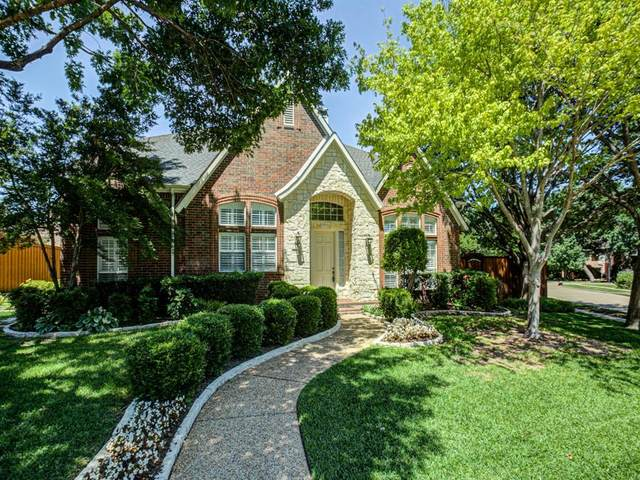 3516 Willowbrook Drive, Richardson, TX 75082 (MLS #14353984) :: The Good Home Team