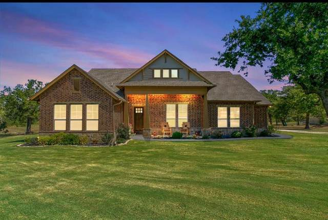 109 Deerfield Road, Paradise, TX 76073 (MLS #14354005) :: Robbins Real Estate Group