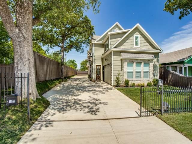 1132 Ballard Avenue, Dallas, TX 75208 (MLS #14354007) :: HergGroup Dallas-Fort Worth
