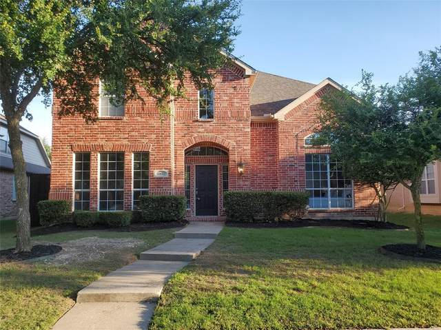 15683 Buffalo Creek Drive, Frisco, TX 75035 (MLS #14354013) :: Century 21 Judge Fite Company