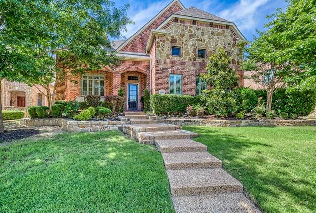 1524 Bellnap Drive, Allen, TX 75013 (MLS #14354016) :: Robbins Real Estate Group