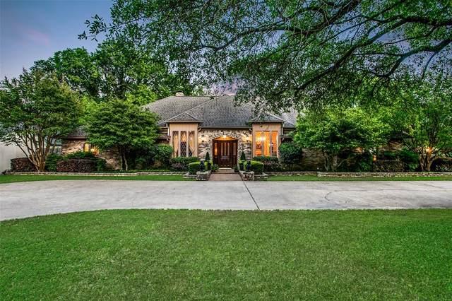 6237 Baymar Lane, Dallas, TX 75252 (MLS #14354021) :: The Good Home Team