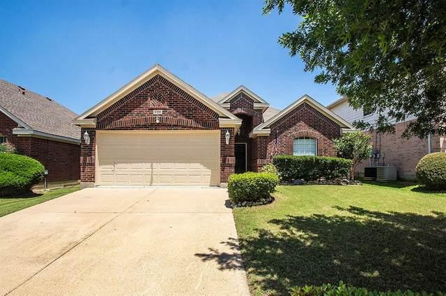 4516 Lodestone Lane, Fort Worth, TX 76123 (MLS #14354031) :: NewHomePrograms.com LLC