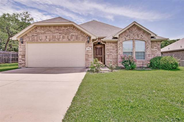 2101 Caroline Drive, Weatherford, TX 76087 (MLS #14354035) :: The Mauelshagen Group