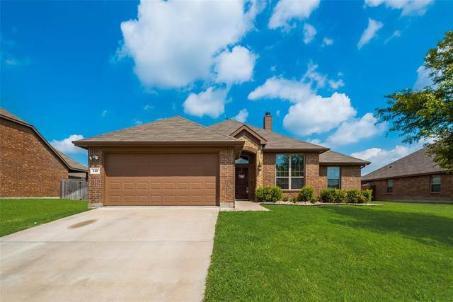 120 Hillcrest Way, Crandall, TX 75114 (MLS #14354044) :: All Cities USA Realty