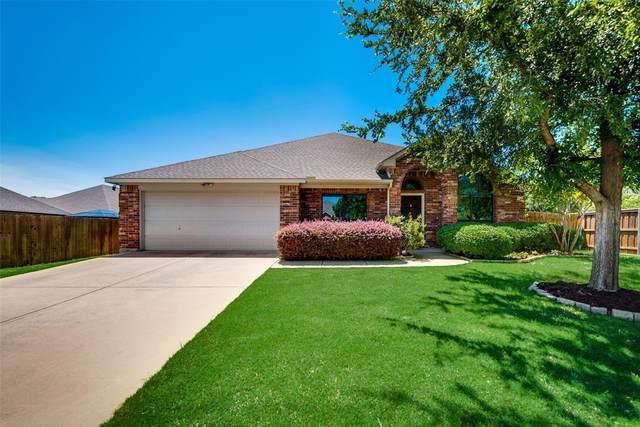 657 Chestnut Lane, Saginaw, TX 76179 (MLS #14354047) :: The Hornburg Real Estate Group