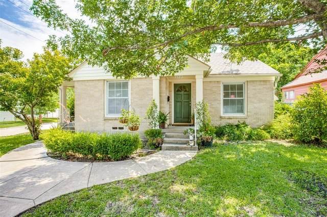 5944 Goodwin Avenue, Dallas, TX 75206 (MLS #14354057) :: Maegan Brest | Keller Williams Realty
