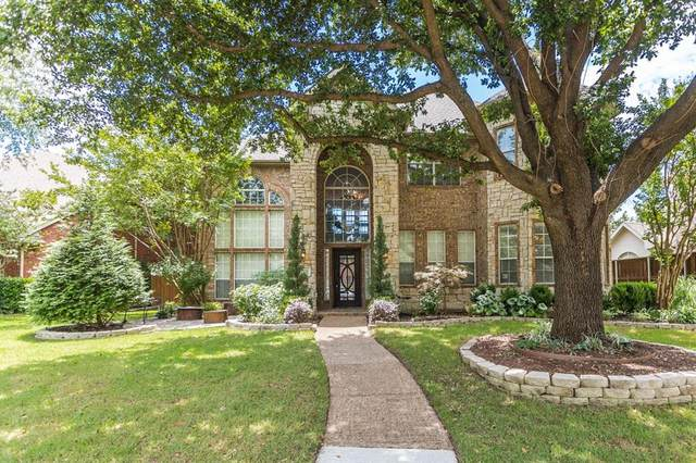 2528 Hickory Ridge Drive, Plano, TX 75093 (MLS #14354059) :: The Chad Smith Team