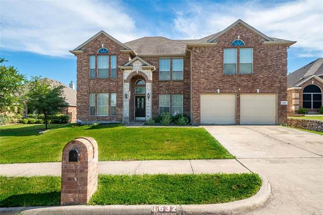 632 Garner Court, Desoto, TX 75115 (MLS #14354081) :: The Mauelshagen Group