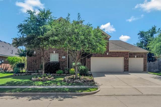 11845 Warbler Lane, Fort Worth, TX 76244 (MLS #14354098) :: The Mauelshagen Group
