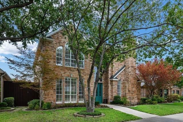 8308 Briar Drive, Dallas, TX 75243 (MLS #14354110) :: Maegan Brest | Keller Williams Realty