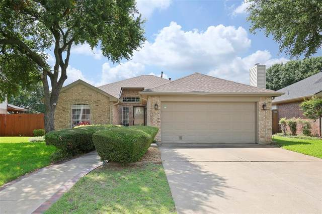 1705 Spicewood Trail, Fort Worth, TX 76134 (MLS #14354114) :: Keller Williams Realty