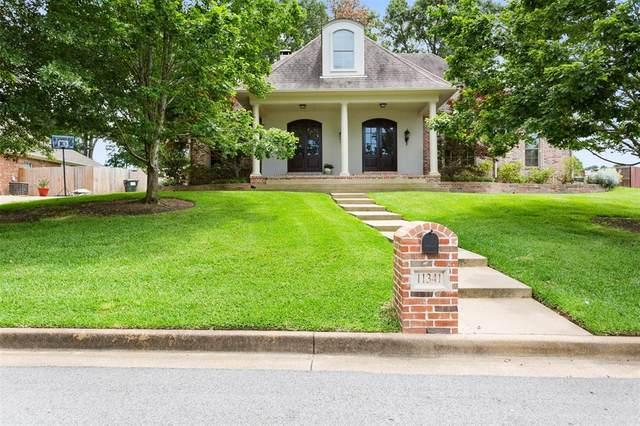 11341 Chasewood Drive, Tyler, TX 75703 (MLS #14354120) :: Maegan Brest | Keller Williams Realty