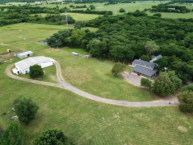 8101 Morgan Road, Blue Ridge, TX 75424 (MLS #14354131) :: The Heyl Group at Keller Williams