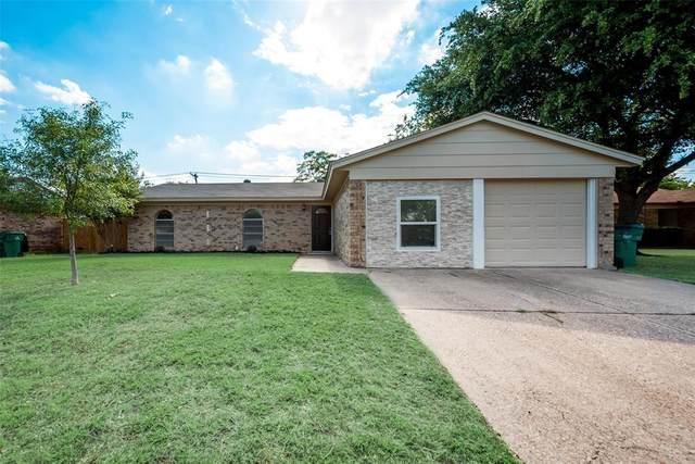 6237 Cascade Circle, Watauga, TX 76148 (MLS #14354132) :: Keller Williams Realty