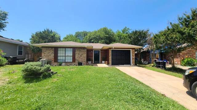 266 Lakeside Drive, Rockwall, TX 75032 (MLS #14354133) :: The Mitchell Group
