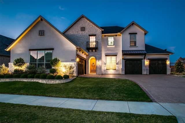 4205 Pearl Crescent Lane, Arlington, TX 76005 (MLS #14354149) :: RE/MAX Pinnacle Group REALTORS